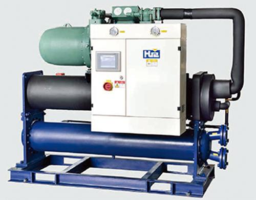 HC 螺杆式工业冷水